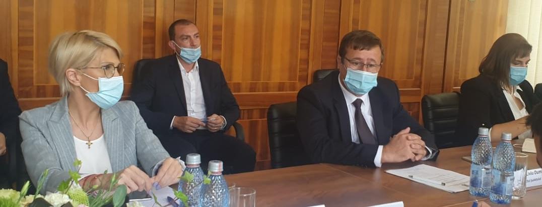 Vizita Vicepremierului Raluca Turcan și a Ministrului Fondurilor Europene în județul Teleorman – 22
